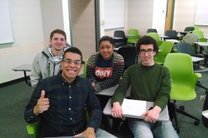 Four Questions For … a Course Hero Intern