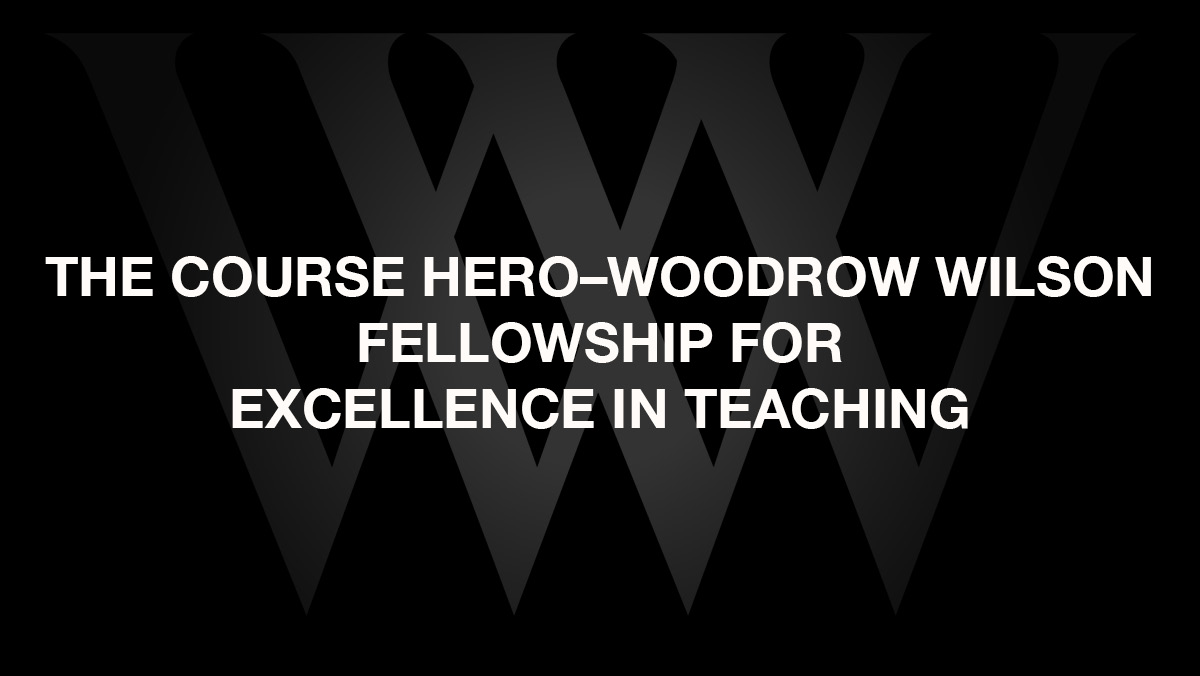 CH-WW fellowship