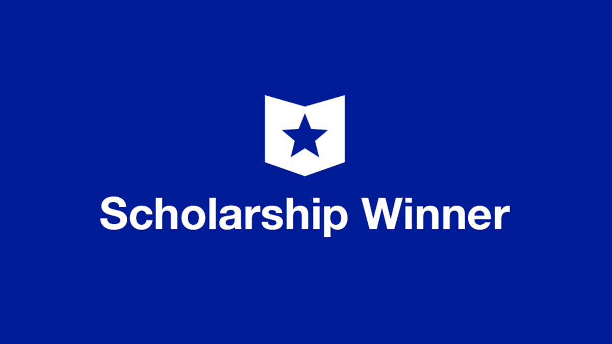 Course Hero Scholarship Winner
