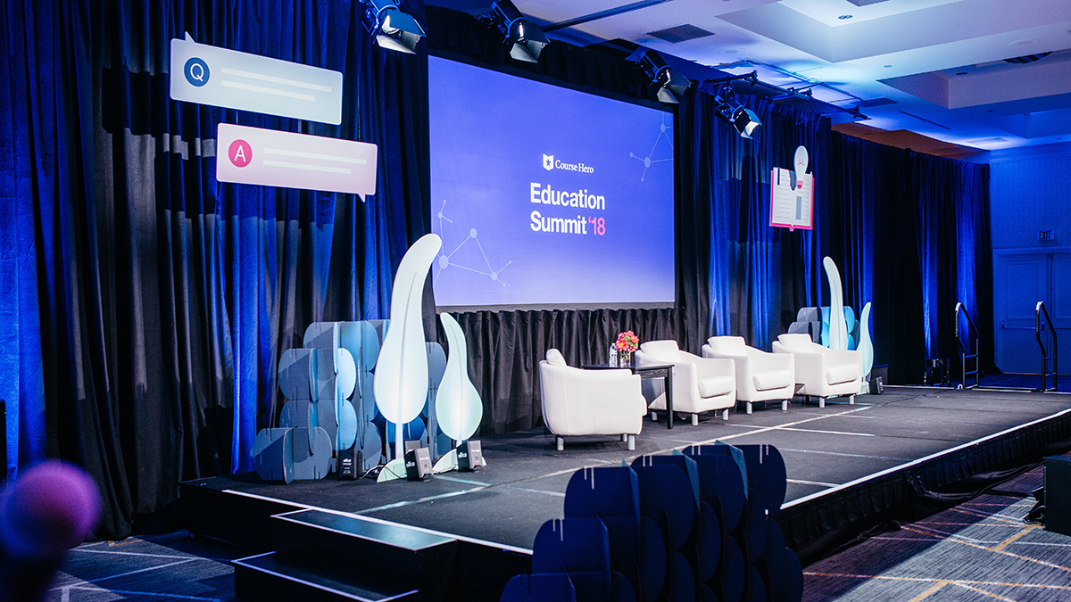Experiencing the Course Hero Education Summit Through the