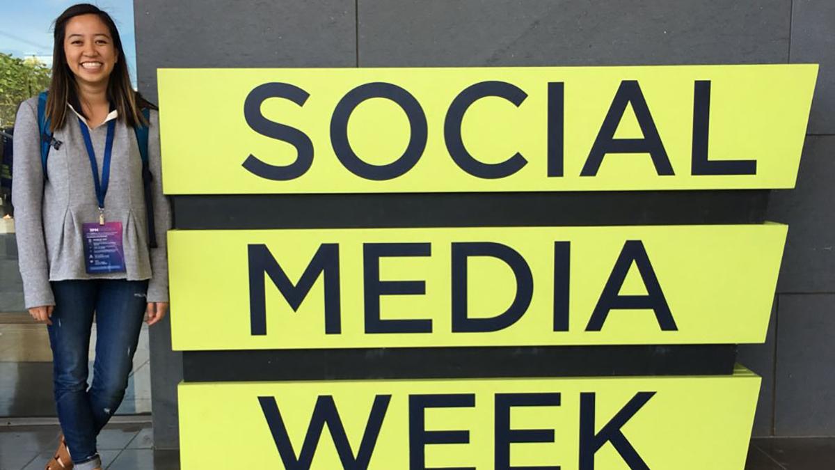 Course Hero at Social Media Week LA 2018