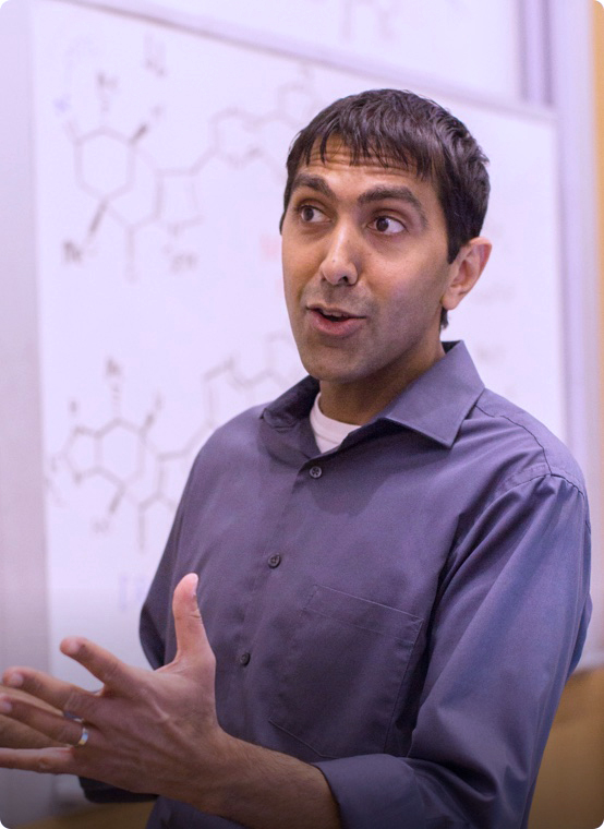 Professor and Students Develop App To Make Organic Chemistry Less Scary
