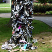 Shoe Tree at Murray State University