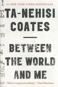 Book cover for Between the World and Me