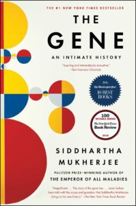Book cover for The Gene