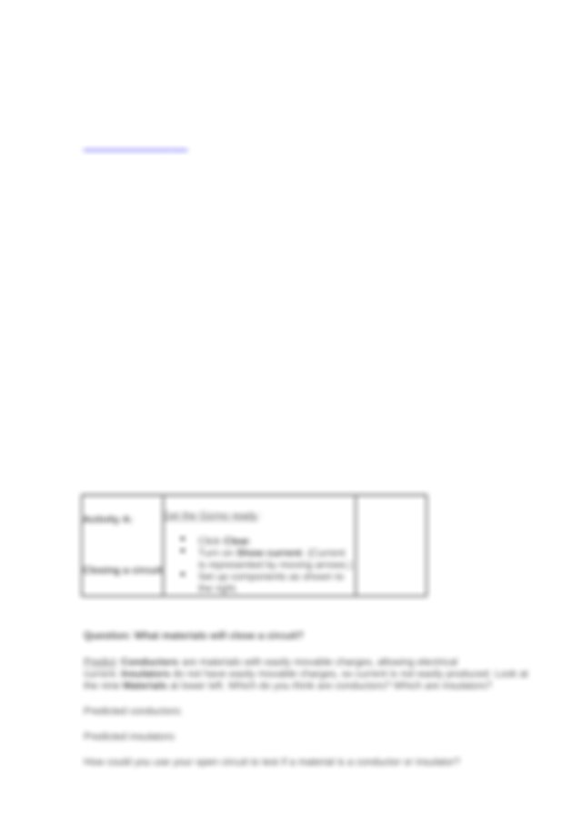 Student Exploration- Circuit Builder (ANSWER KEY).docx ...