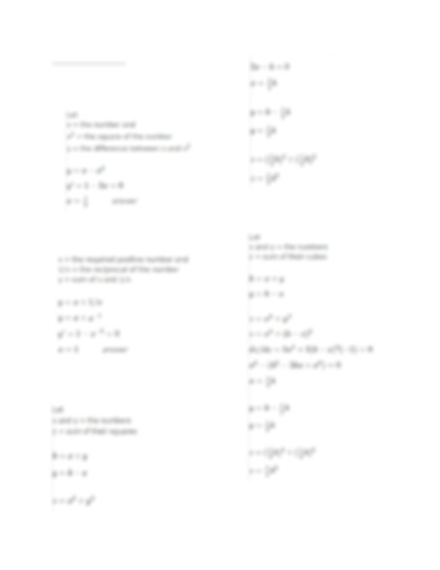 Proof without Words: The Sum of a Positive Number and Its