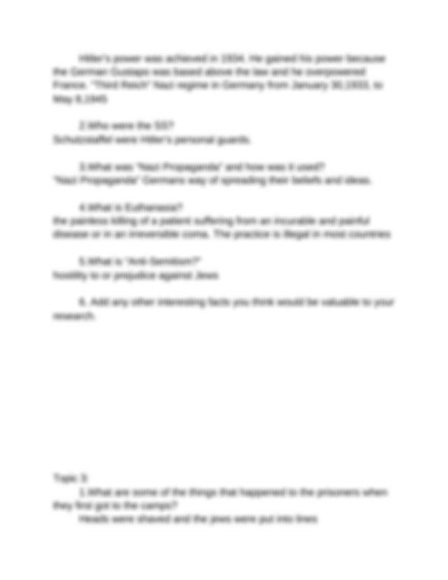 Night Webquest.docx - Night Webquest Topic 1 1.When did ...
