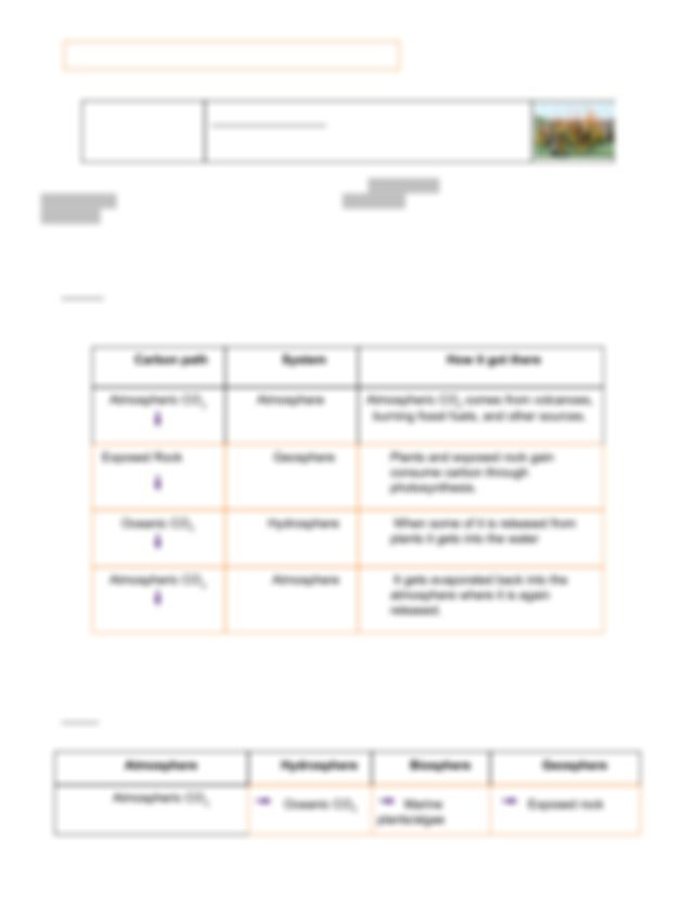 Carbon Cycle Gizmo.pdf - Name Julien Ugrin Date Student ...