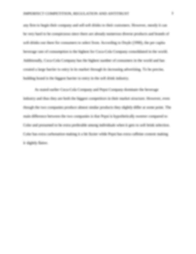 Writing a statement of events template