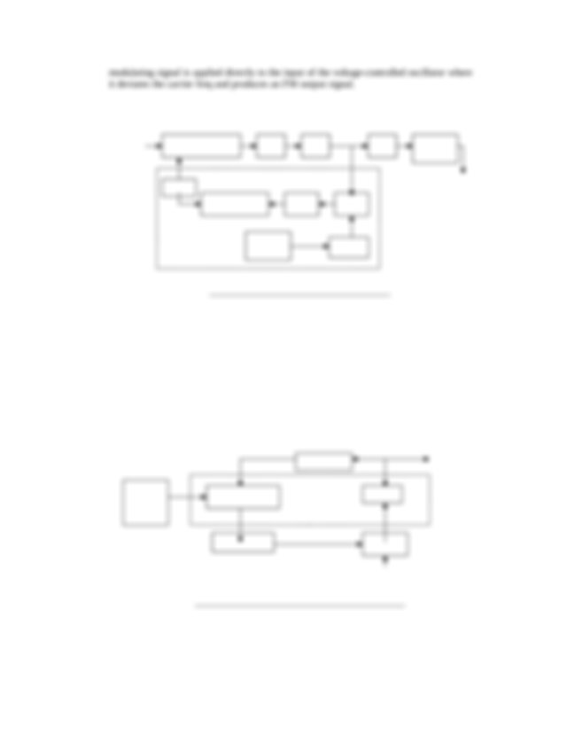 630 Draw The Block Diagram For A Crosby Direct Fm Transmitter Frequency