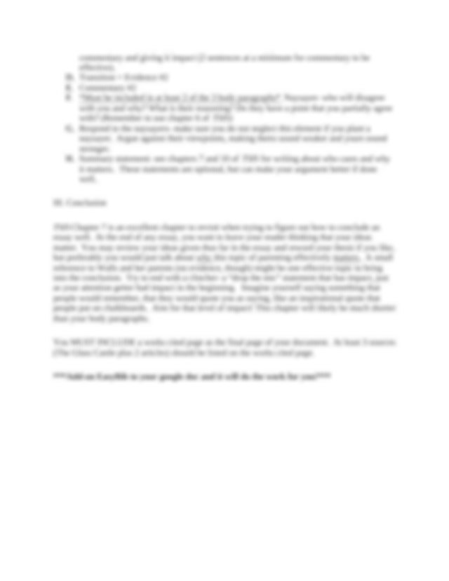 Essays on human aggression