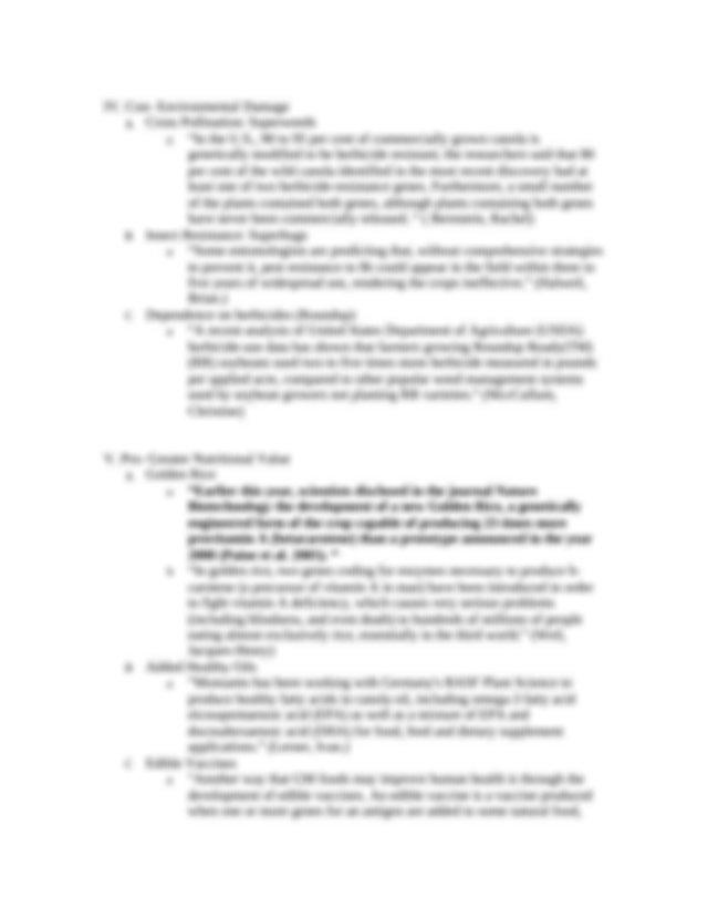 [PDF] Health Risks of Genetically Modified Foods | Semantic Scholar