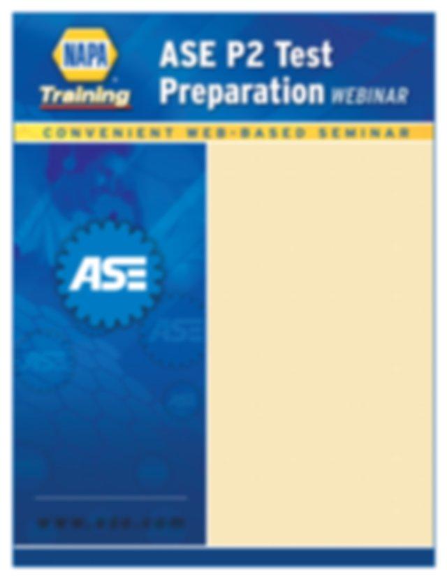ase p2 prep flyer test automotive pdf