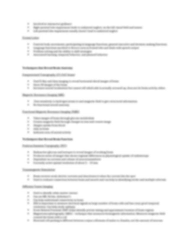 Hypothalamus Structure U0026 Function Neuroanatomy Manual Guide