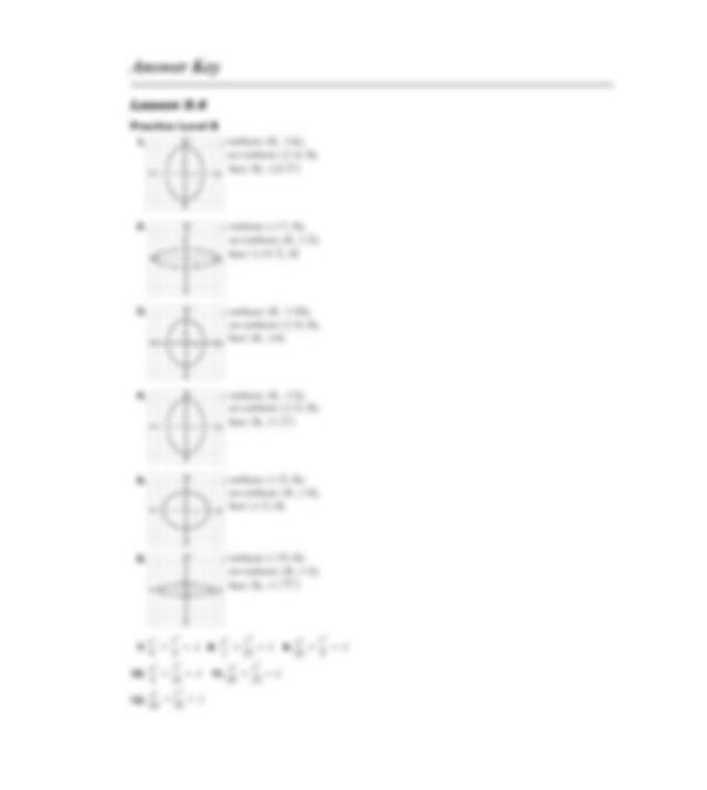 unit 9 practice b.pdf - Answer Key Lesson 9.1 Practice ...