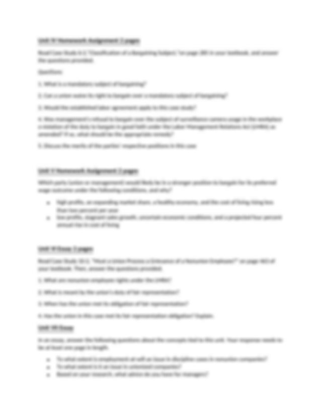 International Information and E-Business Strategies Assignment