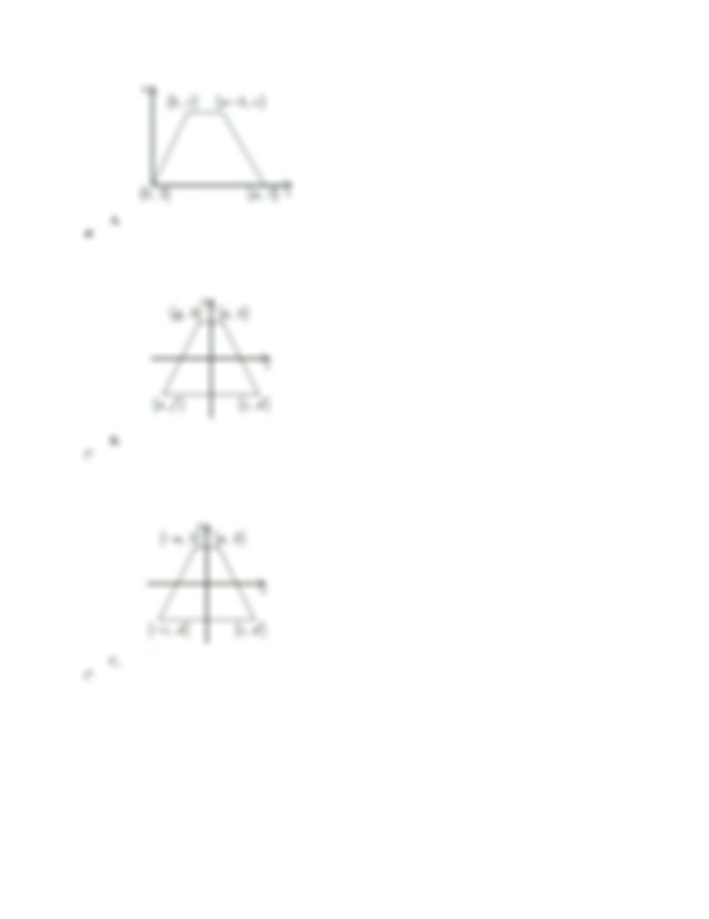Classify the figure in as many ways as possible A ...