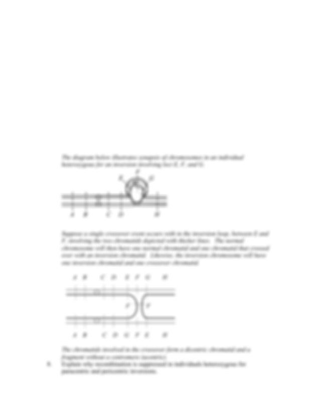 PCB3063 Genetics CH 9 Solutions study Guide - Chapter Nine ...