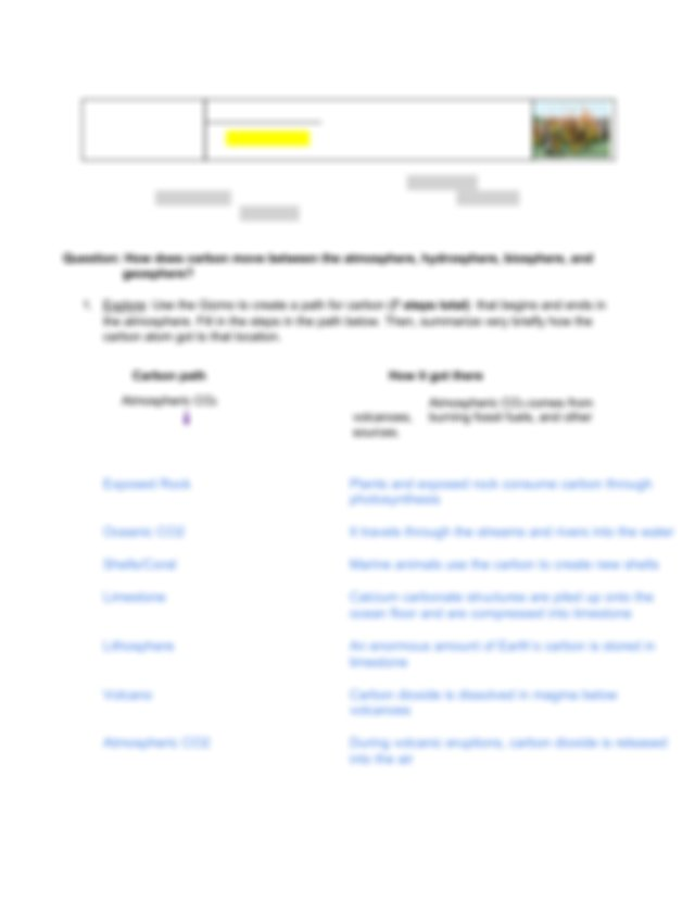 Stephani DeBise - Carbon Cycling GIZMO - 4214510.pdf ...