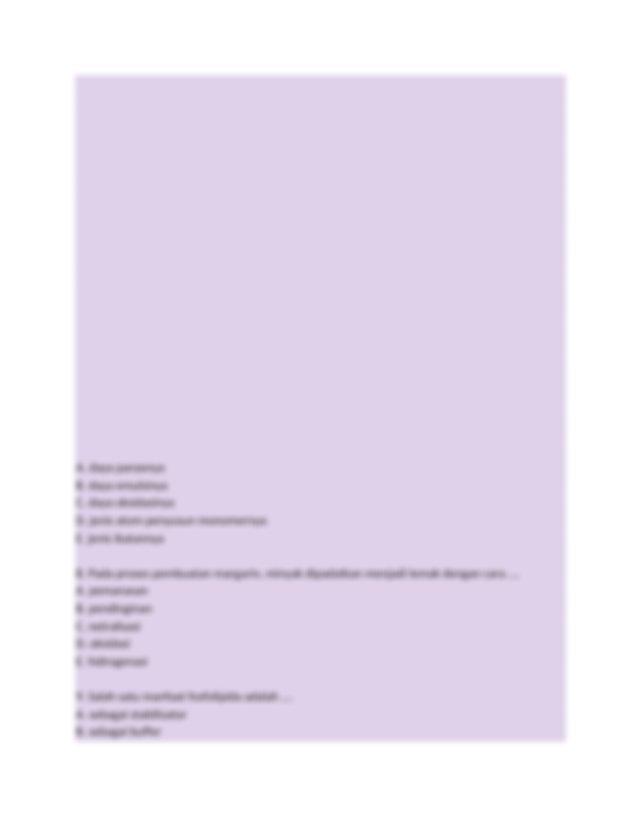 Biomolekul Docx 1 Suatu Zat Makanan Di Tetesi Dengan Larutan Iodin Menimbulkan Warna Biru Senyawa Apakahyang Terkandung Dalam Zat Makanan Tersebut 2 Course Hero