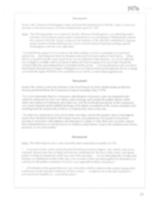 1991 dbq apush essay