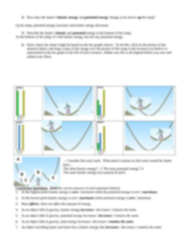 BASIC Energy Skate Park PhET Lab_ENV111.docx - The Skate ...