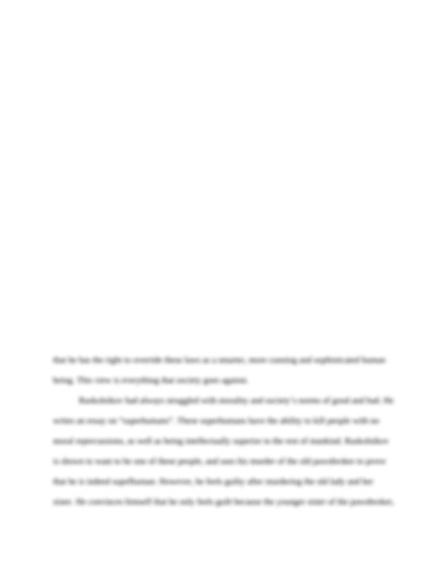 Mental health coursework