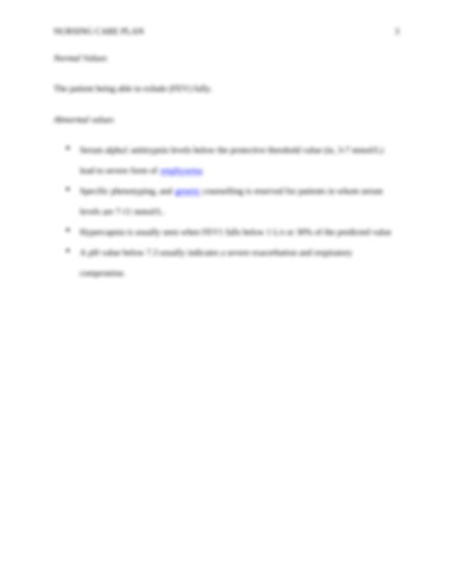 6 All NANDA Diagnosis i Ineffective Airway Clearance ii ...