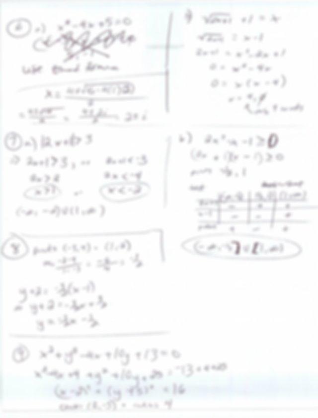 Math 115 final exam review answer key.pdf - | Course Hero
