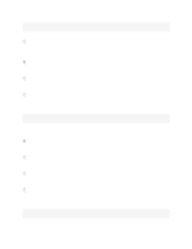 BIOD 151 EX1 last quat.docx - Question 25 2 2 pts Which ...
