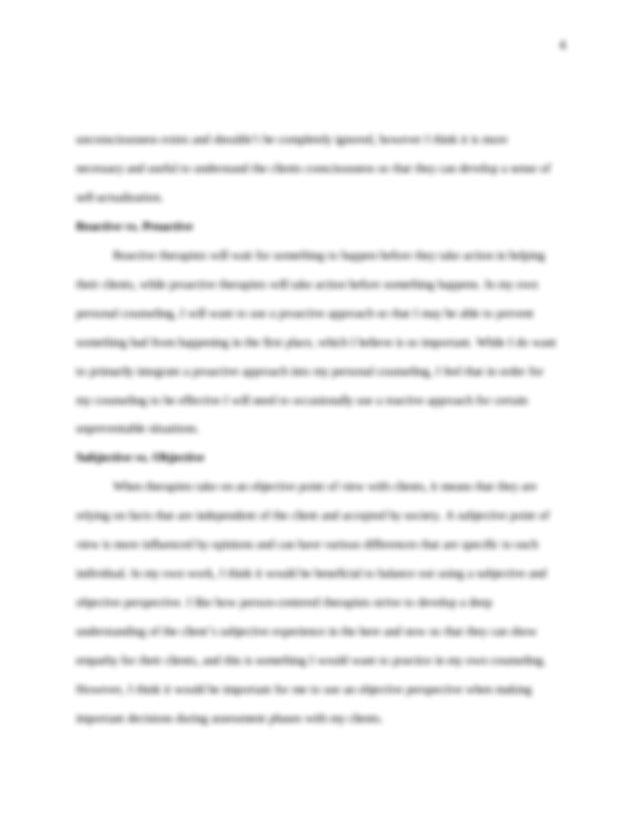 Journey of faith essay