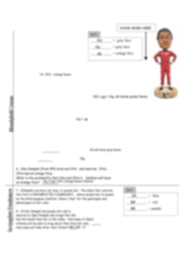 Genetics+Oompa+Loompa (1).pdf - Monohybrid Crosses Name ...