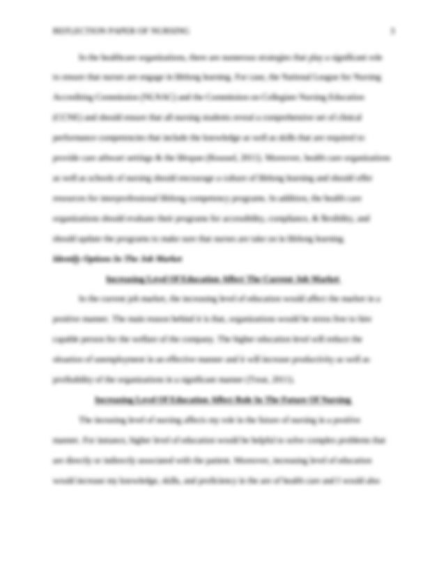 Thesis autism research paper