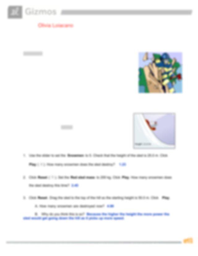 2.1 SledWarsSE-1.pdf - Name Olivia Loiacano Date Format ...