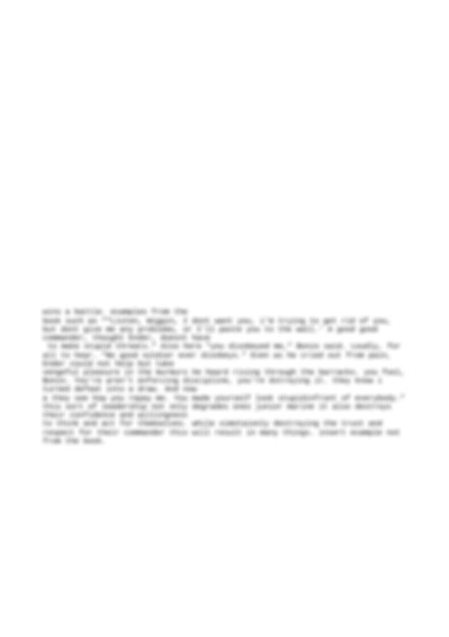bookreport ender's game.txt - Enders game lane cpl lister ...