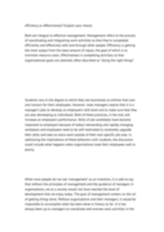 A formal essay