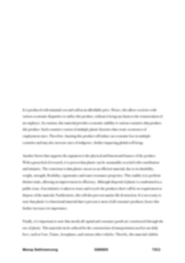 Reaction paper on social psychology