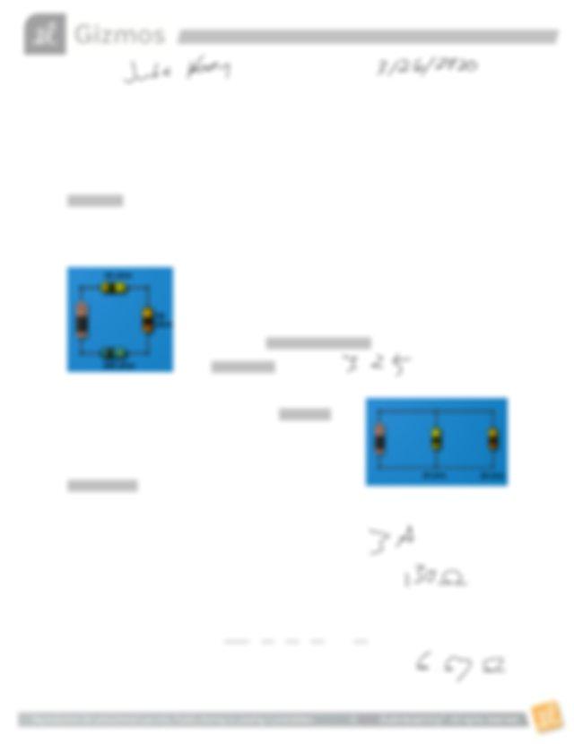 Advanced_Circuits_Gizmo_Lab.pdf - J 3 26 2020 ha 4007 Name ...