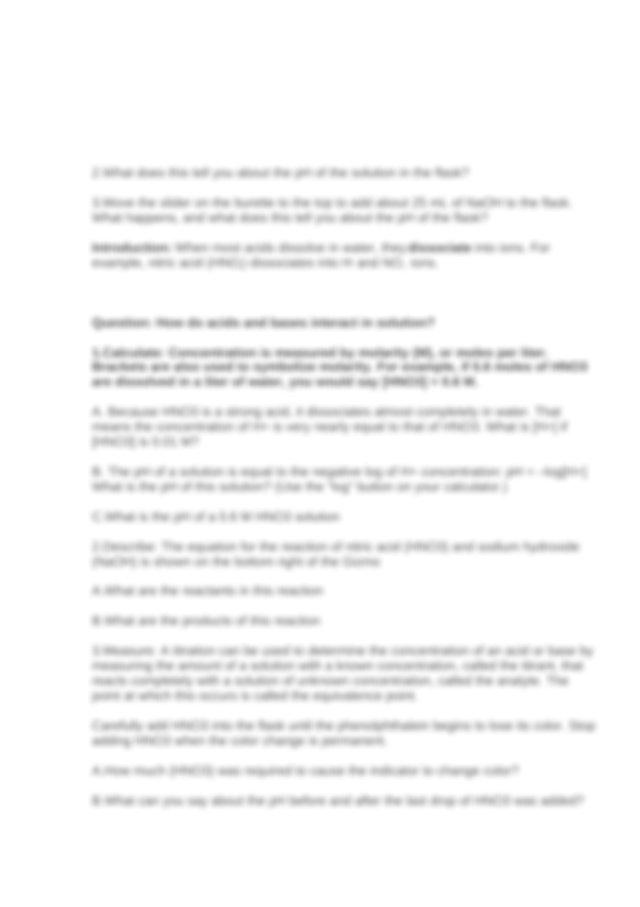 Student Exploration- Titration (ANSWER KEY).docx - Student ...