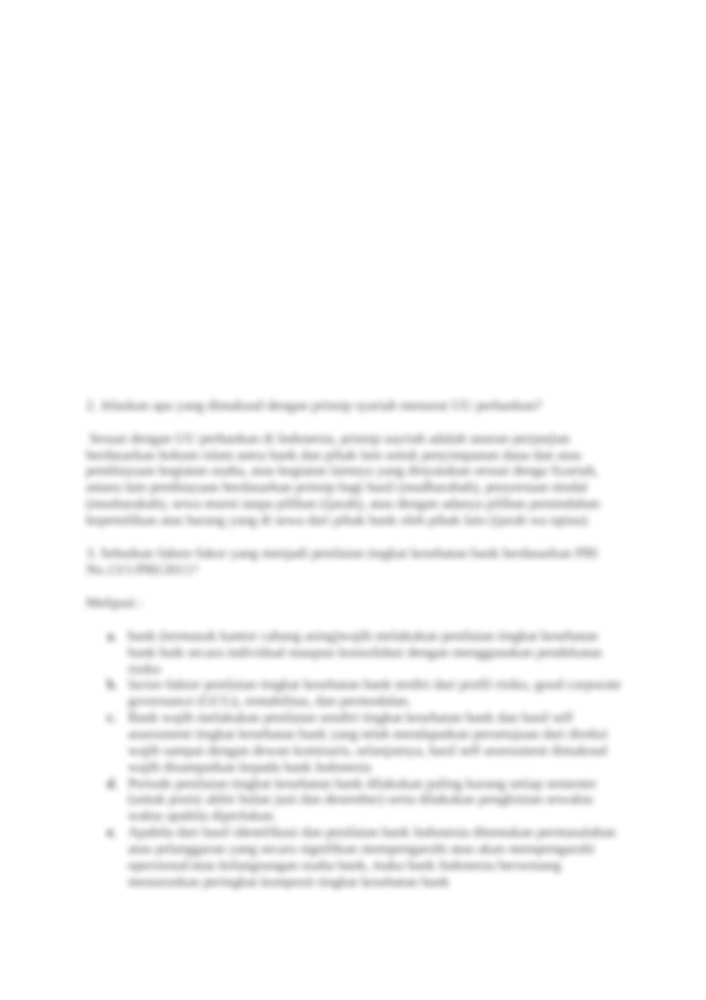 bank dan lembaga.docx - 1 Sebutkan dan jelaskan faktor ...