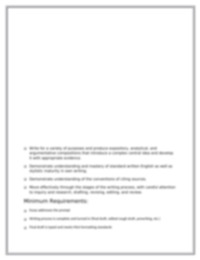 Penn state university college essay