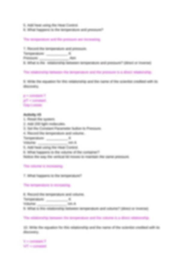 Introduction to the gas laws (with answer key).docx ...