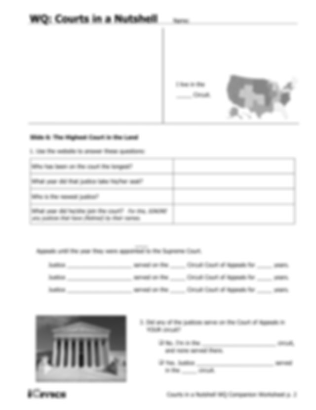 Courts_in_a_Nutshell_WQ_Companion_Worksheet1.pdf - WQ ...
