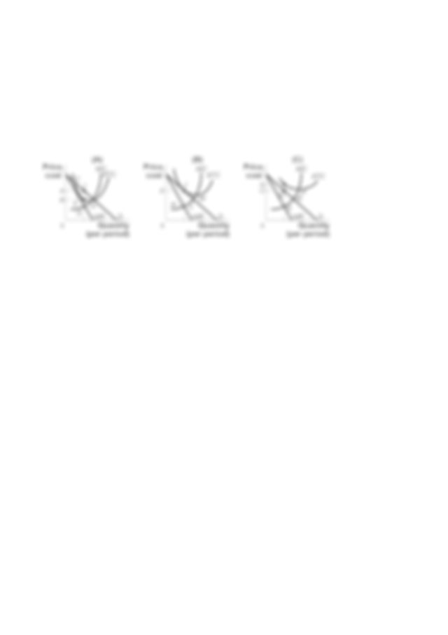 Figure Firms in Monopolistic Competition In panel A ...