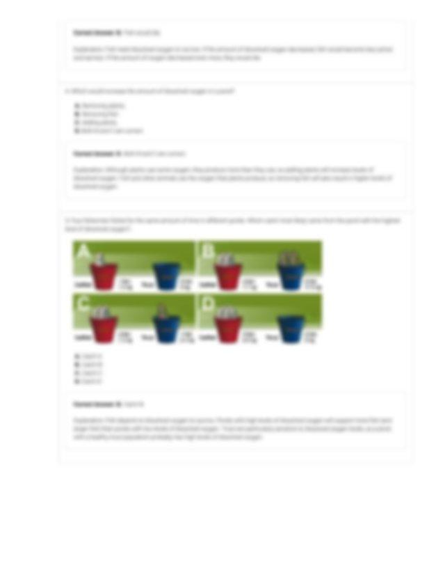 Pond Ecosystem Gizmo - ExploreLearning.pdf - ASSESSMENT ...