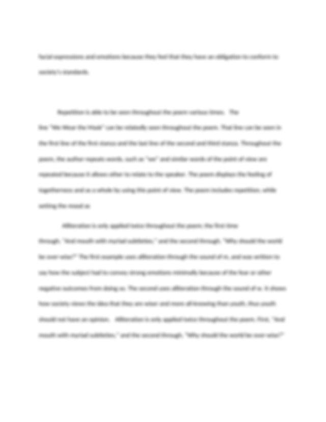 Alpine access application essay