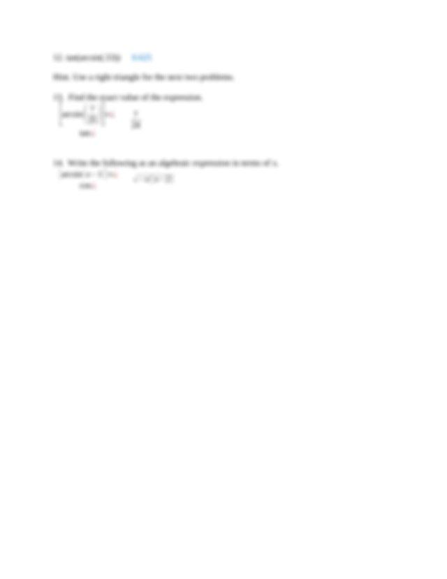 409docx  409 inverse trigonometric functions write