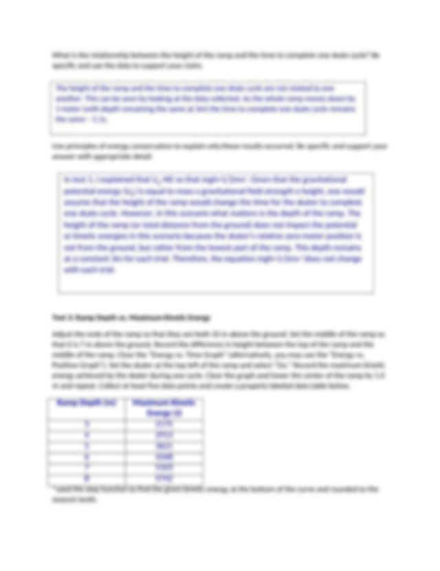 Lab 7 Worksheet.docx - Lab 7 Worksheet Energy Section ...