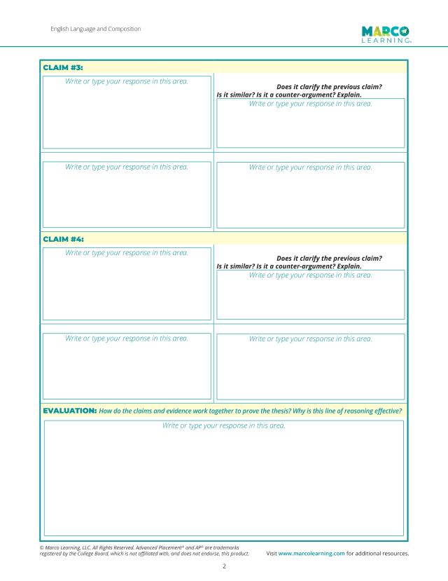 AP_-_Line_of_Reasoning.pdf - AP\u00ae English Language and ...